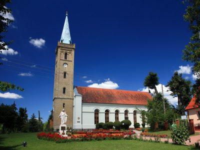 Польша, Миколайки, лютеранская церковь святой Троицы