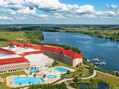 Польша, Миколайки, отель Голембиевски