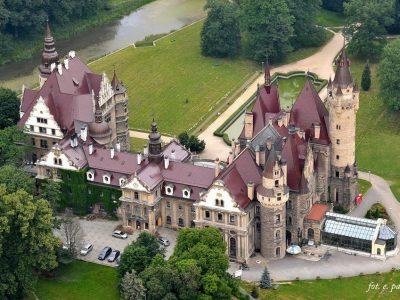 Польша, Мошна