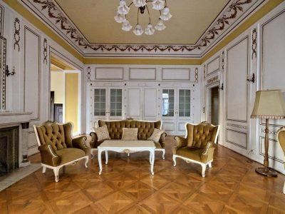 Польша, Мошненский дворец, номер отеля