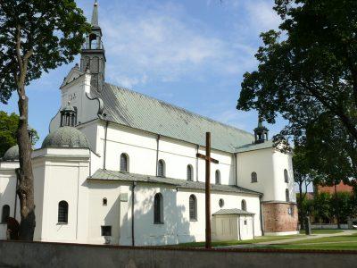 Польша, Пултуск, соборная церковь св. Благовещения Пресвятой Деве Марии