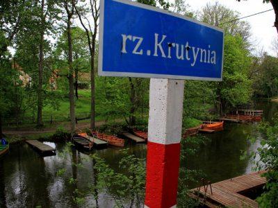 Польша, река Крутыня