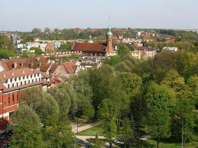 Польша, Слупск