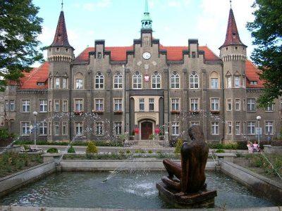 Польша, Валбжих, Городская ратуша