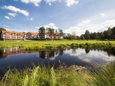 Польша, Вархалы, отель Natura Mazur Resort & Conference