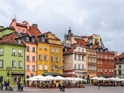 Польша, Варшава, Старе Място