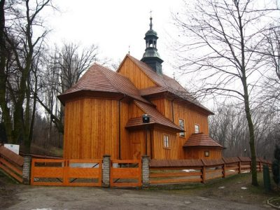 Польша, Величка, костел Святого Себастиана