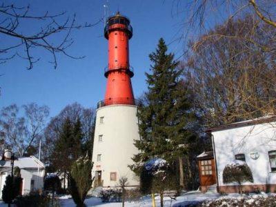 Польша, Владыславо, городской маяк