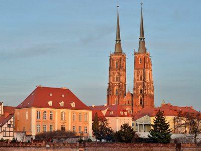 Польша, Вроцлав, Кафедральный собор святого Иоанна Крестителя