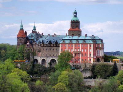Польша, Замок Ксёнж