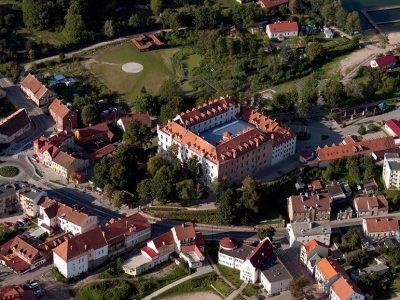 Польша, замок Рын