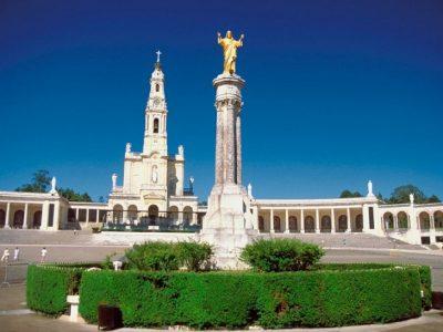 Португалия, Фатима, храм