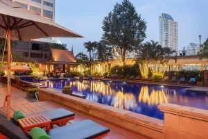 Ramada Plaza Bangkok Menam Riverside бронирование
