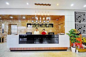 Rigel Hotel бронирование