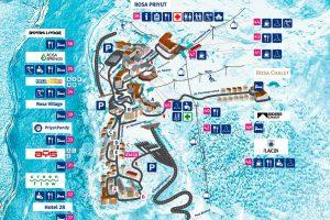 Rosa Ski Inn бронирование