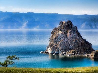 Россия, Иркутская область, озеро Байкал