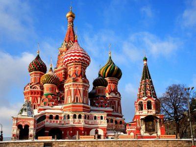 Россия, Москва, Храм Василия Блаженного