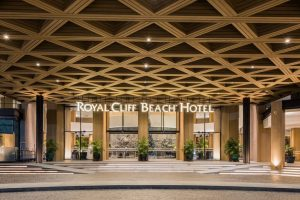 Royal Cliff Beach Hotel бронирование