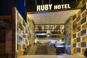 Ruby Hotel бронирование