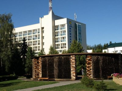 Санаторий Приозерный, Белоруссия