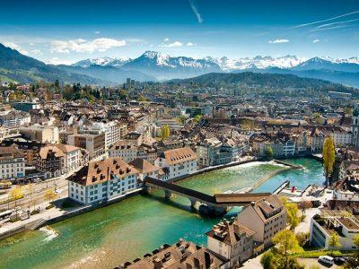 Швейцария, Люцерн