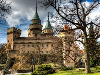 Словакия, Бойницкий замок