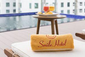 Smile Hotel бронирование