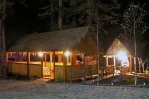 Снежный Барс отель бронирование