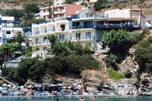 Sofia Mythos Beach Apart Hotel бронирование