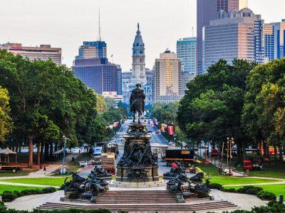 США, Филадельфия
