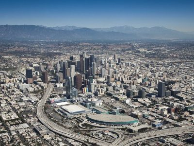 США, Лос-Анджелес
