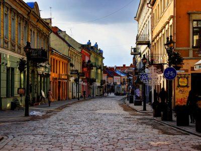 Старый город, Каунас, Литва