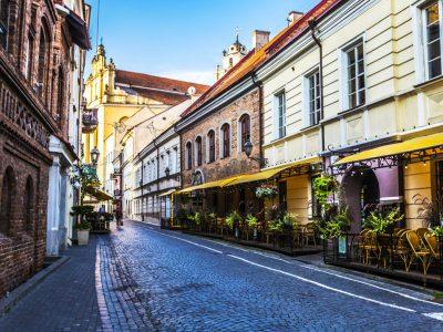 Старый город, Вильнюс, Литва