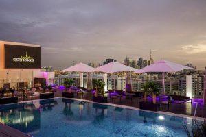 The Canvas Hotel Dubai, Mgallery By Sofitel бронирование