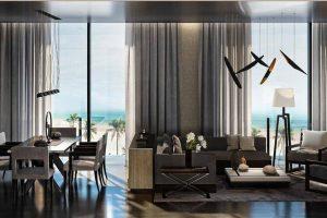 The Residences At Caesars Palace Bluewaters Dubai бронирование