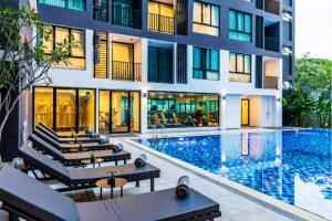 The Rizin Hotel & Residence бронирование