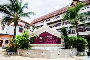Tony Resort бронирование