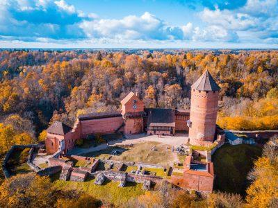 Турайдский музей-заповедник, Сигулда, Латвия