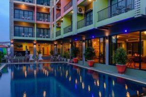 U Dream Hotel Pattaya бронирование