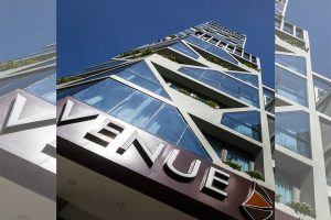 Venue Hotel бронирование