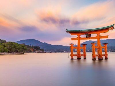 Япония - Врата Херасима