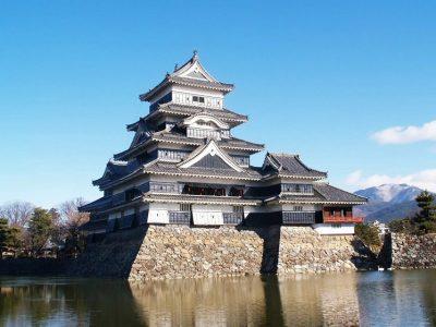 Япония, Химедзи, Замок белой Цапли