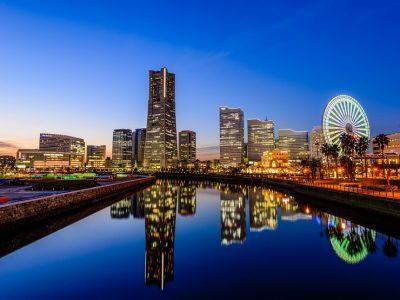 Япония, Йокогама