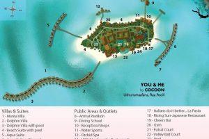You & Me by Cocoon Maldives бронирование