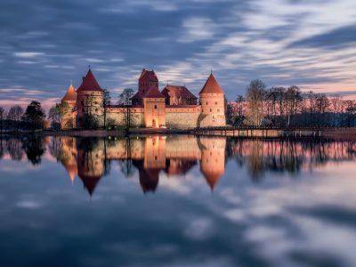 Замок Тракай, Литва