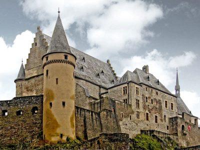 Люксембург, Замок Вианден